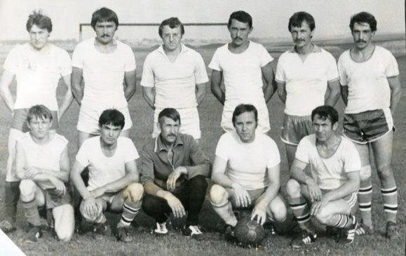 Районти футбол: 1975-1990 çулсем