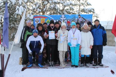 Лыжные гонки памяти заслуженного мастера спорта СССР Воронкова В.П.