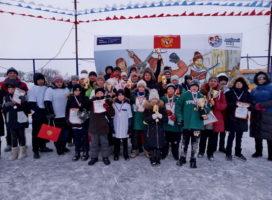 Cемейный хоккейный фестиваль «Люблю папу, маму и хоккей»