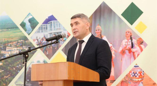 Олег Николаев назвал способ сохранения и развития сельских населенных пунктов