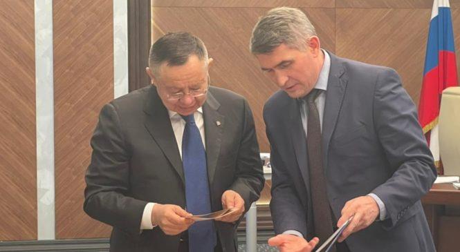 Минстрой России поддержит развитие жилищного строительства в Чувашии