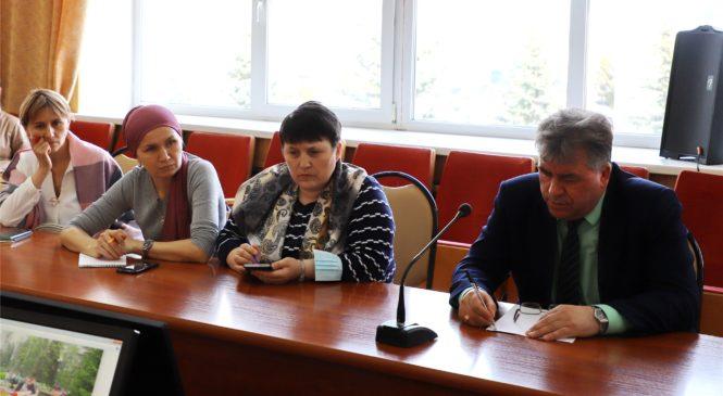 Состоялось заседание районного оргкомитета по подготовке и проведению мероприятий к Дню Победы