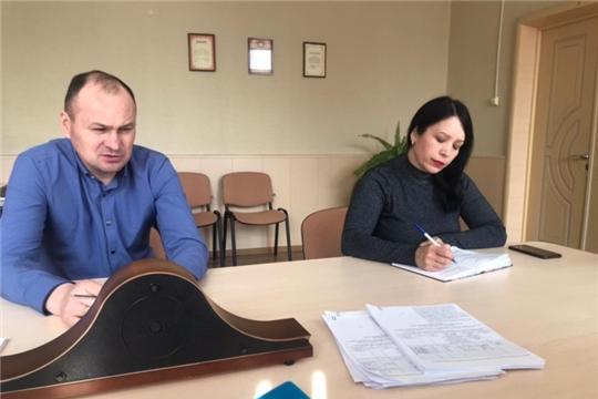 Заседание Межведомственной комиссии по рассмотрению документов на оказание государственной социальной помощи на основании соцконтракта