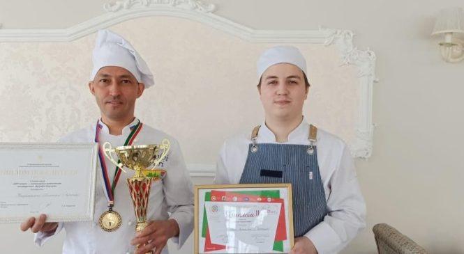 Кондитеры и повар Чувашии завоевали лидирующие места на Международном конкурсе