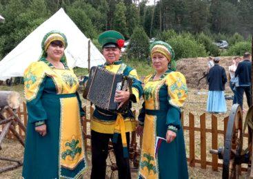 Районный праздник песни, труда и спорта «Акатуй»