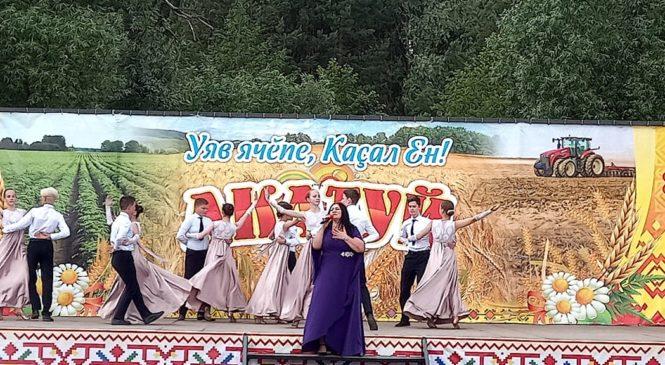 Районный праздник песни, труда и спорта «Акатуй» (фоторепортаж 1)