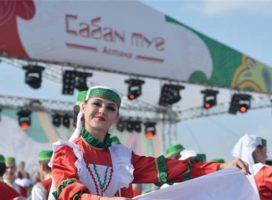 Комсомольский район приглашает на республиканский праздник «Сабантуй»