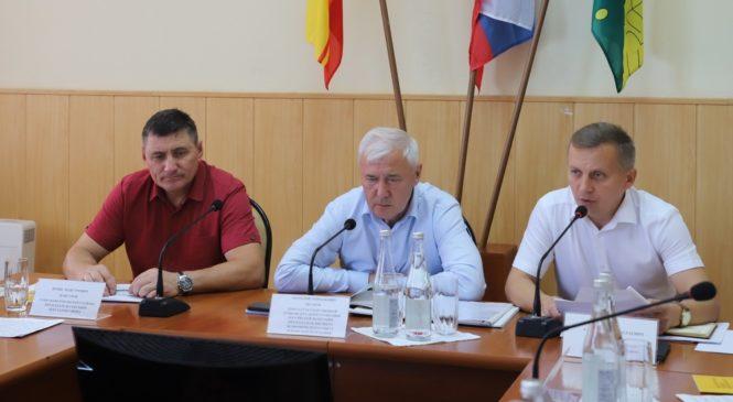 Комсомольский район с рабочим визитом посетил депутат Государственной Думы Российской Федерации Анатолий Аксаков
