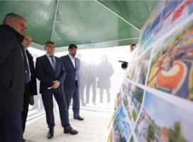 К середине ноября планируют завершить реконструкцию Чебоксарского залива
